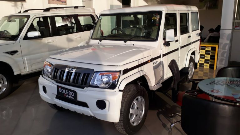 Mahindra Bolero on Road Price – Check Features & Specs