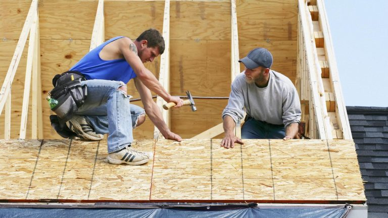 Professional roofing contractors offer the best quality service!