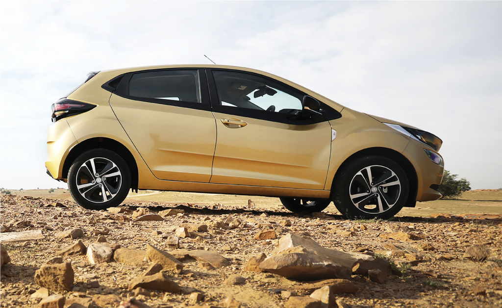 Tata Altroz: India's home-grown hot hatchback